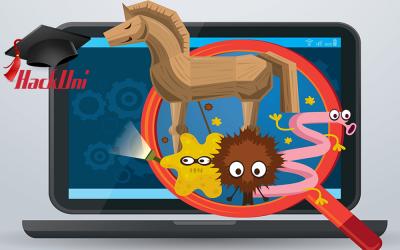 Троянски коне, вируси и червеи – Онлайн