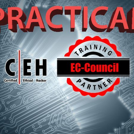 EC-Council Certified Ethical Hacker (CEH) v10 Practical